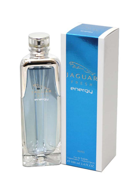 JFE34M - Jaguar Fresh Energy Man Eau De Toilette for Men - Spray - 3.4 oz / 100 ml