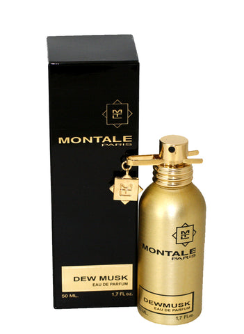 MONT723 - Montale Dew Musk Eau De Parfum for Unisex - Spray - 1.7 oz / 50 ml