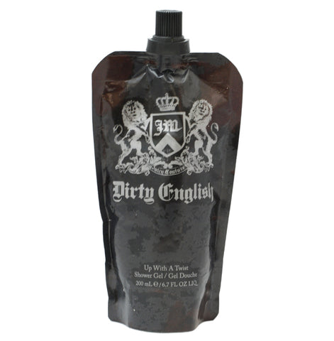 DIR20M - Dirty English Shower Gel for Men - 6.7 oz / 200 ml