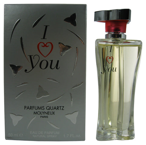 IL50 - I Love You Eau De Parfum for Women - Spray - 1.7 oz / 50 ml