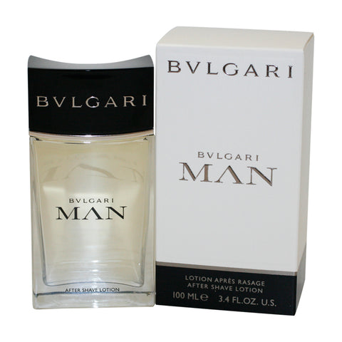 BVM34M - Bvlgari Man Aftershave for Men - Lotion - 3.4 oz / 100 ml