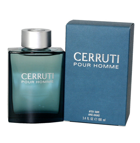 CER33M - Cerruti Pour Homme Aftershave for Men - 3.4 oz / 100 ml