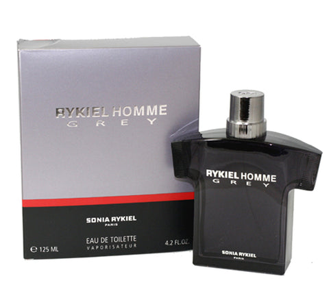 SON11M-F - Sonia Rykiel Grey Eau De Toilette for Men - Spray - 4.2 oz / 125 ml