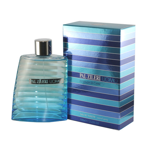 PZC33M - Pal Zileri Essenza Di Capri Eau De Toilette for Men - Spray - 3.4 oz / 100 ml