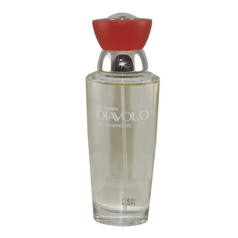 DIV43U - Diavolo Eau De Toilette for Women - 1.7 oz / 50 ml Spray Unboxed