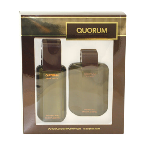 QU39M - Quorum 2 Pc. Gift Set for Men