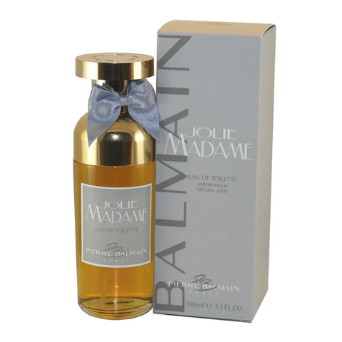 JO10 - Jolie Madame Eau De Toilette for Women - Spray - 3.4 oz / 100 ml