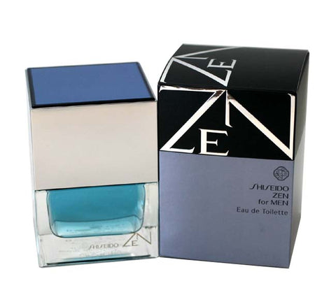 ZEN34M - Zen Eau De Toilette for Men - Spray - 3.4 oz / 100 ml
