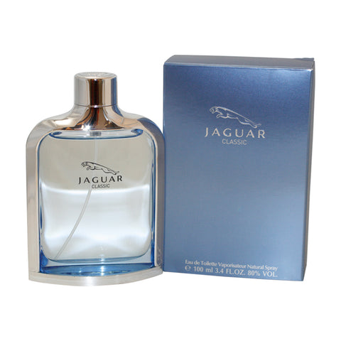 JA27M - Jaguar Pure Instinct Eau De Toilette for Men - 3.4 oz / 100 ml Spray