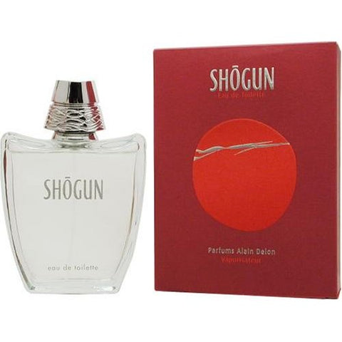 SHO1M - Shogun Eau De Toilette for Men - Spray - 3.4 oz / 100 ml