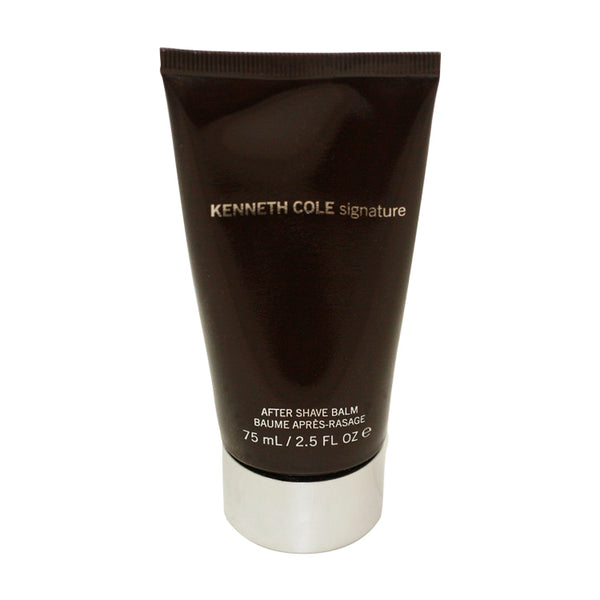 KCS2M - Kenneth Cole Signature Aftershave for Men - 2.5 oz / 75 ml Balm Unboxed