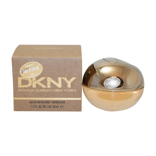 DKG17 - Dkny Golden Delicious Eau De Parfum for Women - 1.7 oz / 50 ml