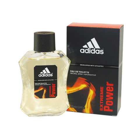EP34M - Adidas Extreme Power Eau De Toilette for Men - 3.4 oz / 100 ml Spray