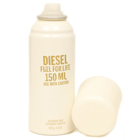 DIF28 - Diesel Fuel For Life Deodorant for Women - Spray - 3.4 oz / 100 ml