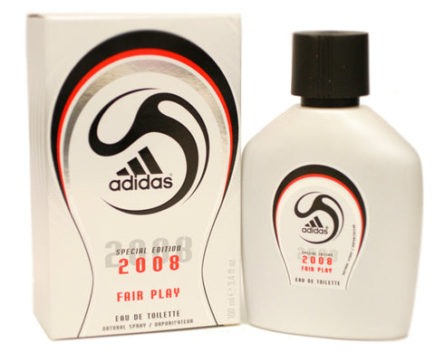 ADF2M - Adidas Fair Play Eau De Toilette for Men - Spray - 3.4 oz / 100 ml - Special 2008 Edition