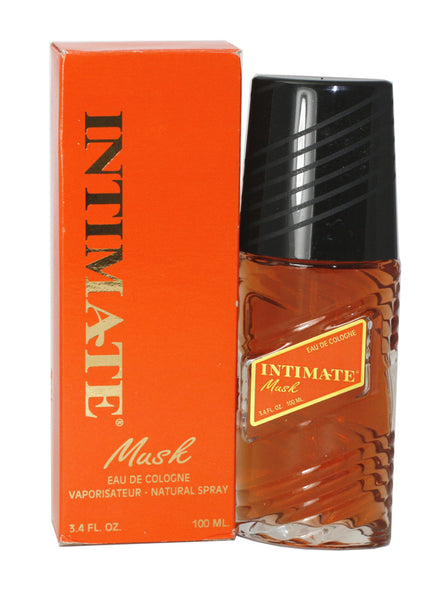 INT11 - Intimate Musk Eau De Cologne for Women - Spray - 3.4 oz / 100 ml