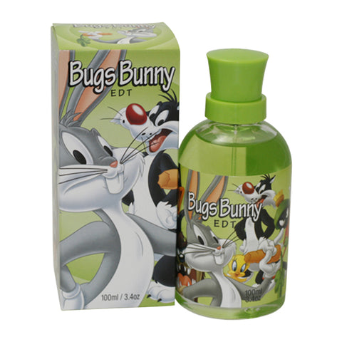 BUG34 - Bugs Bunny Eau De Toilette for Women - 3.4 oz / 100 ml Spray