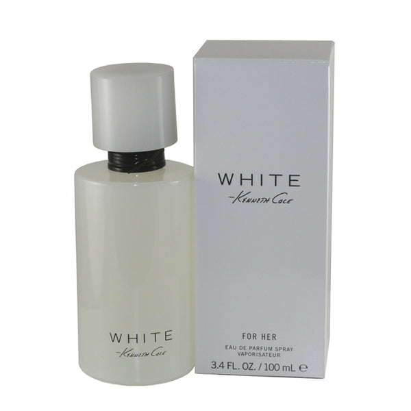 KEN12 - Kenneth Cole White Eau De Parfum for Women - 3.4 oz / 100 ml Spray