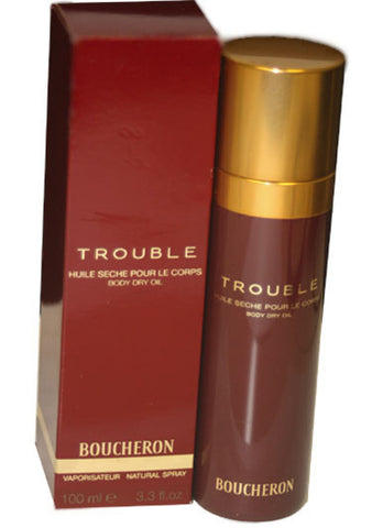 TRO35 - Trouble Dry Body Oil for Women - 3.3 oz / 100 ml