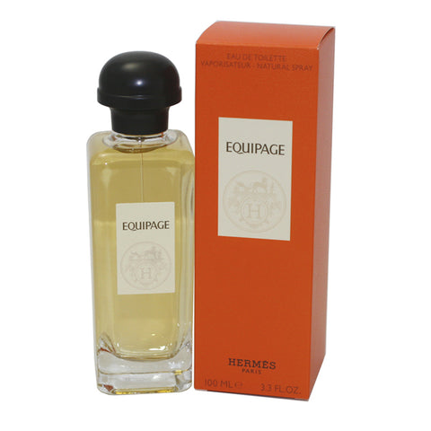 EQ19M - Equipage Eau De Toilette for Men - 3.3 oz / 100 ml Spray
