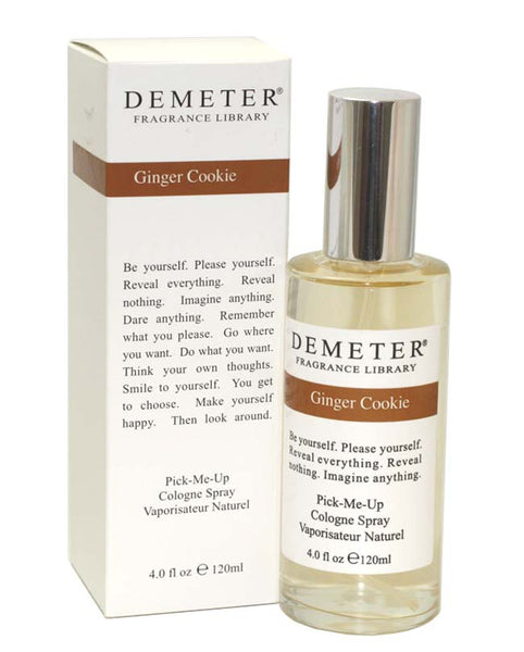 DEM20W - Ginger Cookie Cologne for Women - 4 oz / 120 ml Spray