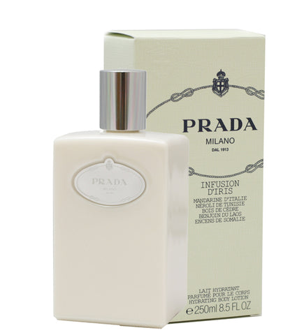 PRAD25 - Prada Infusion D' Iris Body Lotion for Women - 8.5 oz / 250 ml