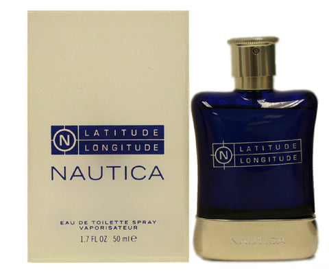 LA609 - Latitude Longitude Eau De Toilette for Men - Spray - 1.7 oz / 50 ml