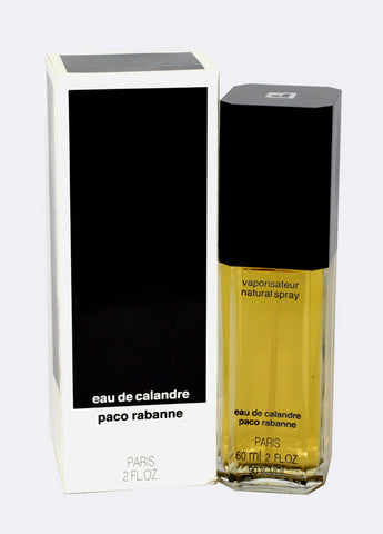 PREC2 - Eau De Calandre Eau De Toilette for Women - Spray - 2 oz / 60 ml