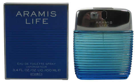 ARA13 - Aramis Life Eau De Toilette for Men - Spray - 3.4 oz / 100 ml
