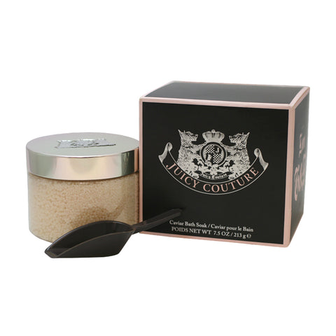 JUI75 - Juicy Couture Bath Soak for Women - 7.5 oz / 213 g