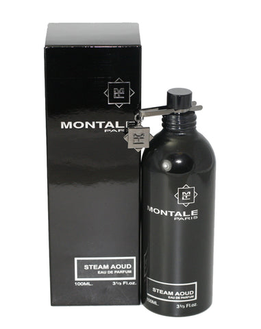 MONT76 - Montale  Steam Aoud Eau De Parfum for Unisex - Spray - 3.3 oz / 100 ml