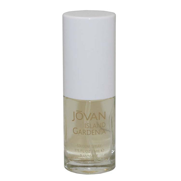 JSG37U - Jovan Island Gardenia Cologne for Women - 0.375 oz / 11 ml Spray Unboxed