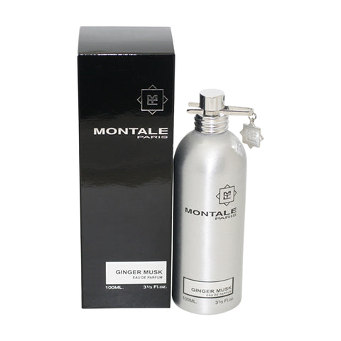 MONT86 - Montale Ginger Musk Eau De Parfum for Women - 3.3 oz / 100 ml Spray