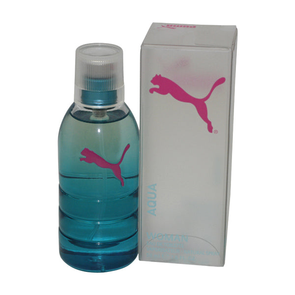 PUM18 - Puma Aqua Eau De Toilette for Women - Spray - 1.6 oz / 50 ml