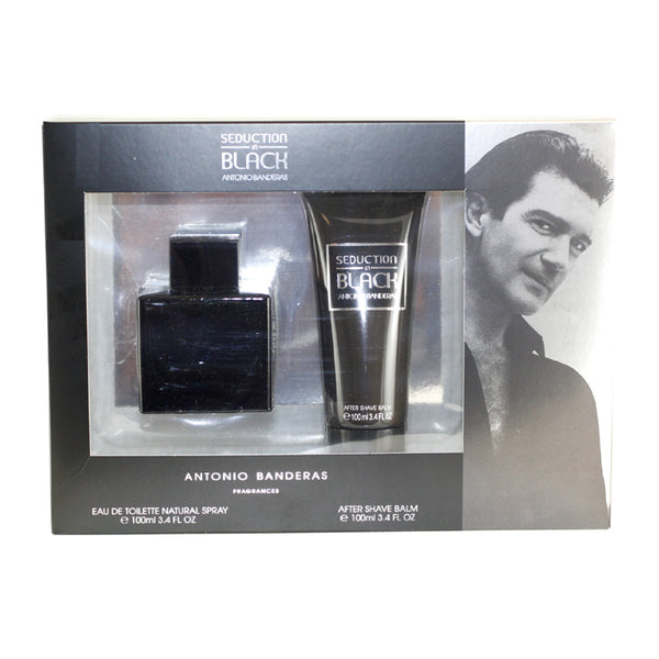 ASB35M - Seduction In Black 2 Pc. Gift Set for Men