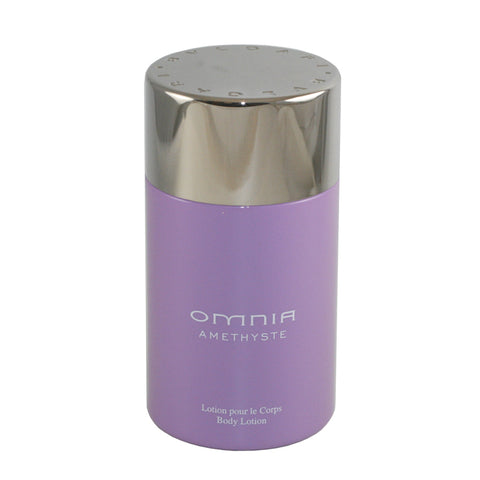 OMNA16U - Bvlgari Omnia Amethyste Body Lotion for Women 6.8 oz / 200 g Unboxed