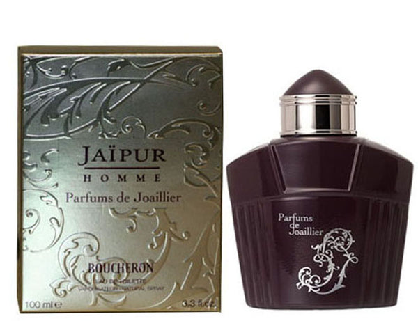 JAJ44M - Jaipur Homme Parfums De Joaillier Eau De Toilette for Men - Spray - 3.3 oz / 100 ml