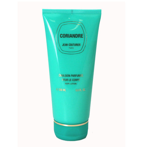 CO52 - Coriandre Body Lotion for Women - 6.8 oz / 200 ml
