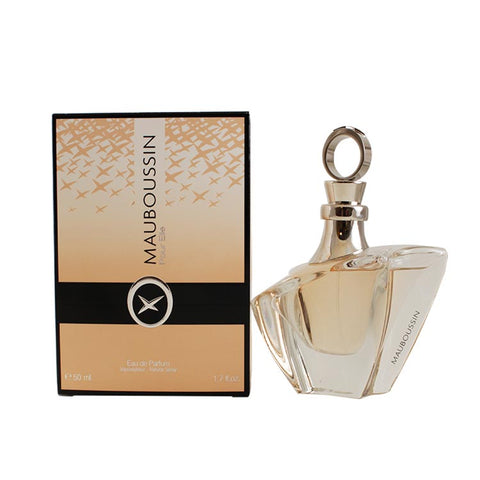 MAUP20 - Mauboussin Pour Elle Eau De Parfum for Women - 1.7 oz / 50 ml Spray