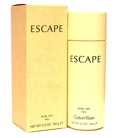 ES744 - Escape Talc for Women - 3.5 oz / 105 g