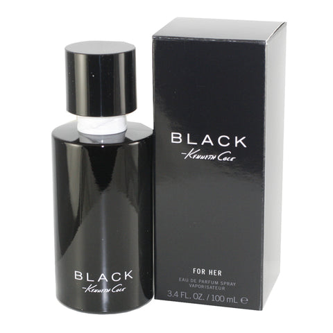 BLA3 - Black Eau De Parfum for Women - Spray - 3.4 oz / 100 ml