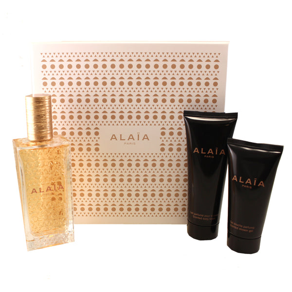 ALAB34 - Alaia Blanche 3 Pc. Gift Set for Women