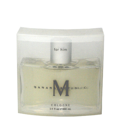 BRM34 - Banana Republic M Cologne for Men - 3.4 oz / 100 ml