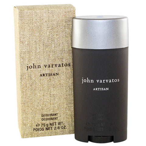 JVA37M - John Varvatos Artisan Deodorant for Men - 2.6 oz / 78 g