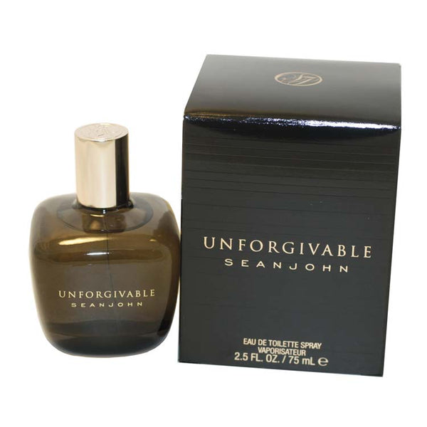 UNF23M - Unforgivable Eau De Toilette for Men - 2.5 oz / 75 ml