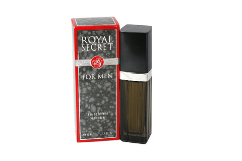 RO100M - Royal Secret Eau De Toilette for Men - Spray - 1.7 oz / 50 ml