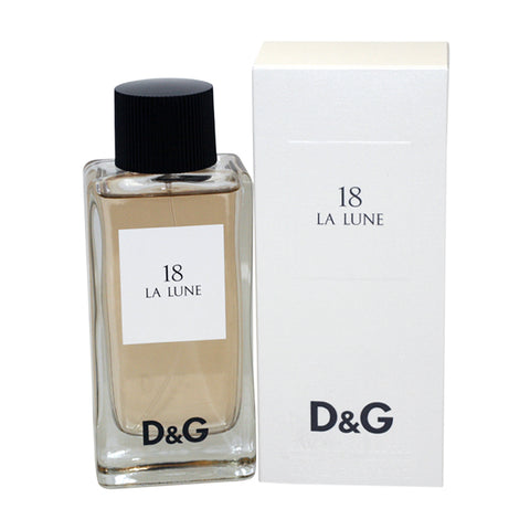 DOLA19 - D & G 18 La Lune Eau De Toilette for Women - 3.3 oz / 100 ml Spray