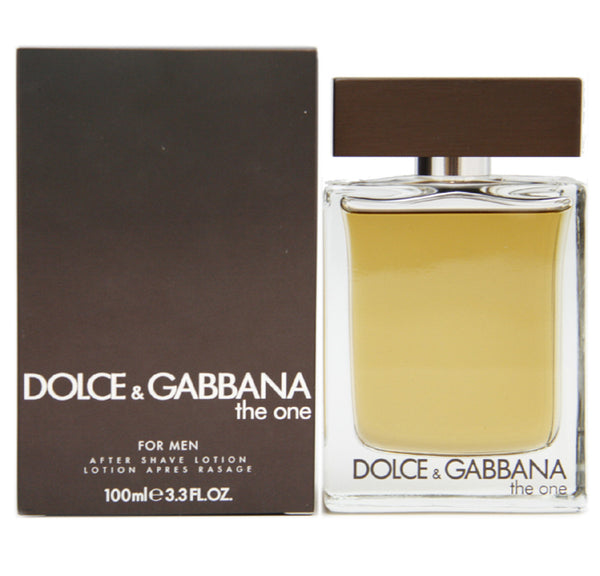DOG44M - Dolce & Gabbana The One Aftershave for Men - Lotion - 3.3 oz / 100 ml