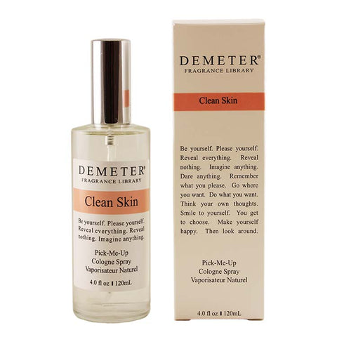 DEM60-P - Clean Skin Demeter Cologne for Women - 4 oz / 120 ml Spray