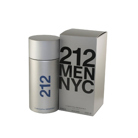 AA40M - 212 Eau De Toilette for Men - Spray - 6.7 oz / 200 ml